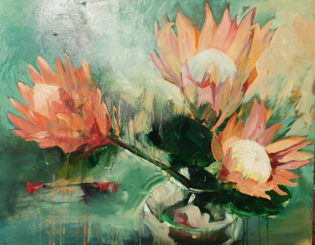 floral in oils and diluents